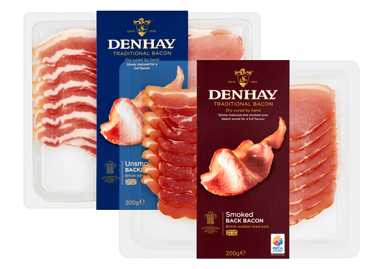 Bacon By Nature Packshot