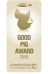 Good Pig Awards Logo