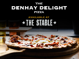 Denhay - Blog - Stable Pizza