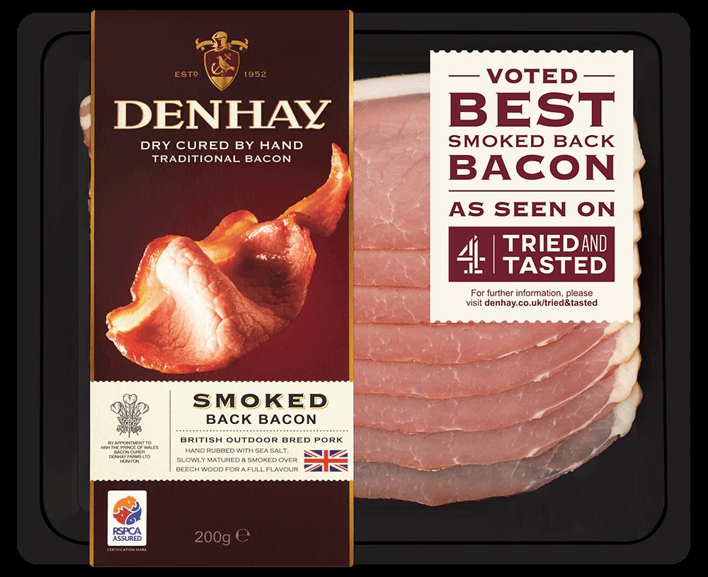 Denhay - Product - Smoked Back Bacon