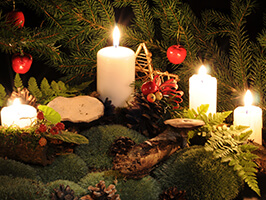 Denhay - Blog - Christmas Candles